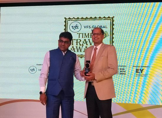 Times Travel Award 2018