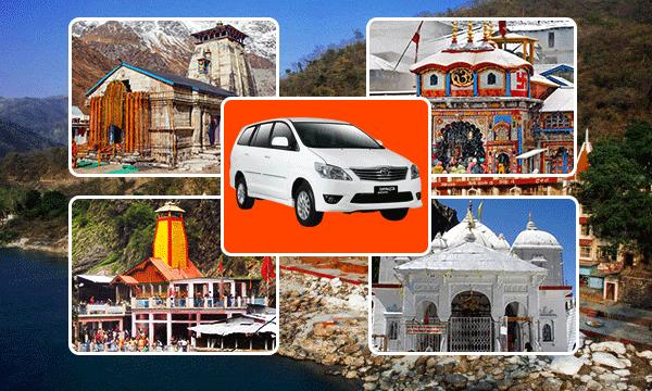 Char Dham (Yamunotri, Gangotri, Kedarnath & Badrinath) Yatra Package