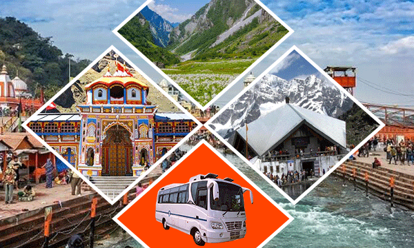 Do Dham (Hemkund Saheb, Valley of Flower & Badrinath) Yatra Package