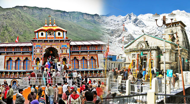 Do Dham (Kedarnath, Badrinath) Yatra Package