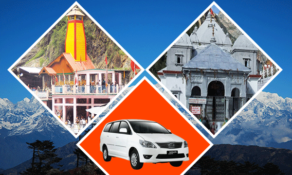 Do Dham (Yamnotri, Gangotri) Yatra Package