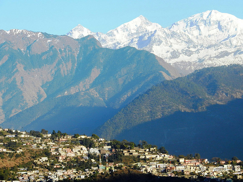 Gopeshwar Tourism and Travel Guide, Hill Station ...