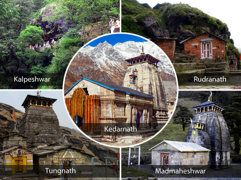 Panch Kedar Tourism and Travel Guide, Hill Station ...