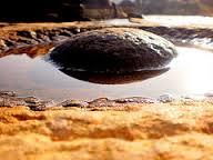 Submerged Shivling