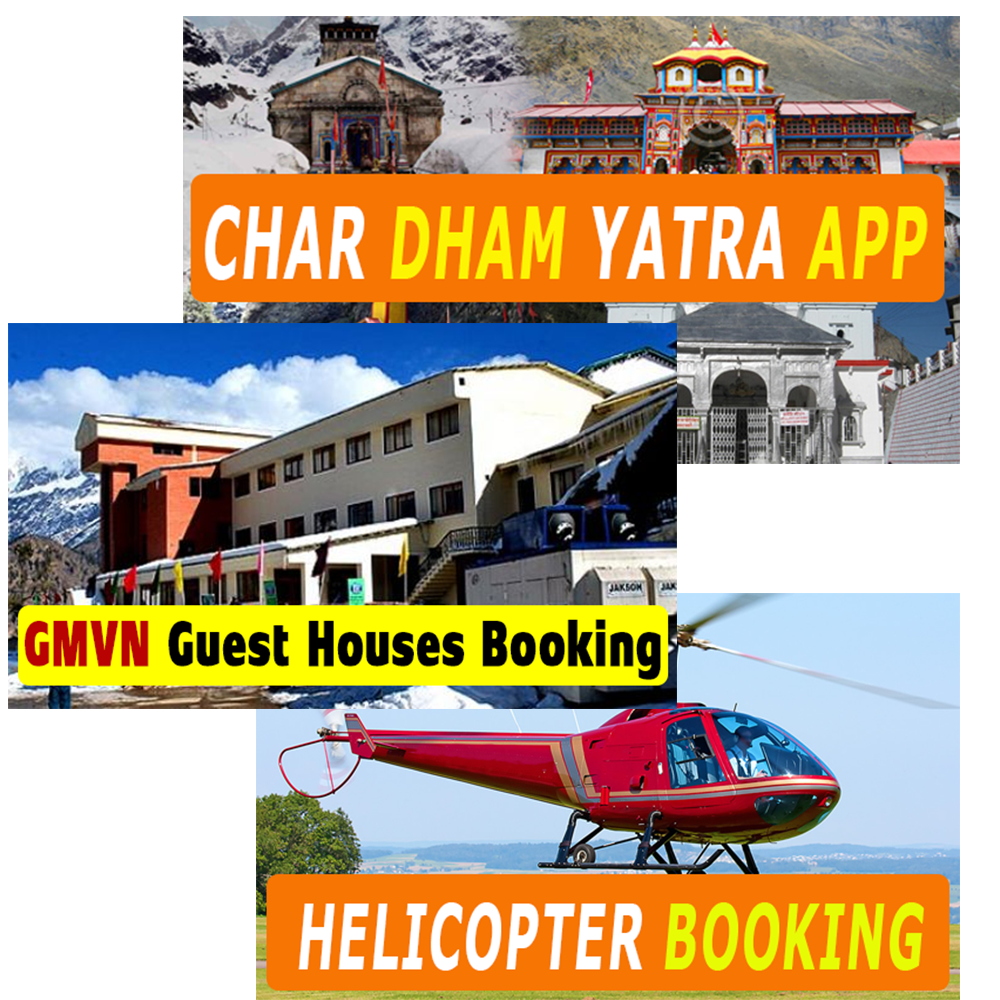 Char Dham Yatra Services 2018